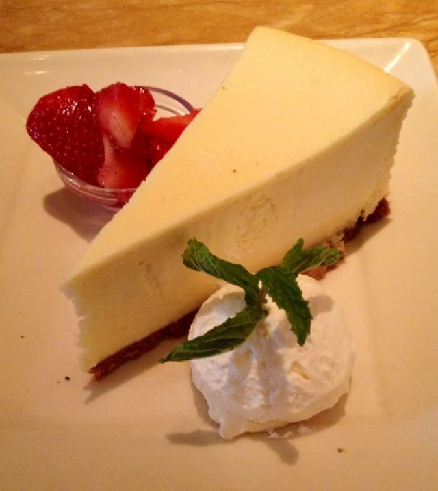 The Cheesecake Factory - Low Carb Cheesecake - The Low ...