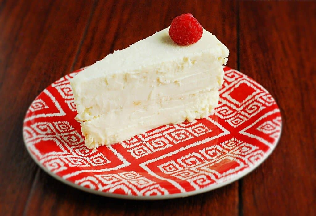 Keto Cheesecake For Low Carb