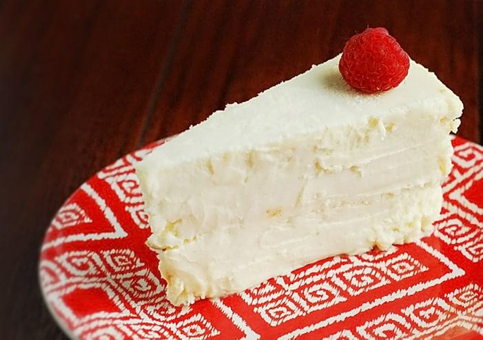 Keto Diet Cheesecake Recipe: Crustless & Low Carb