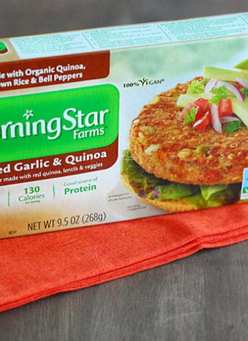 Who knew MorningStar Farms was Meatless and Low Carb?