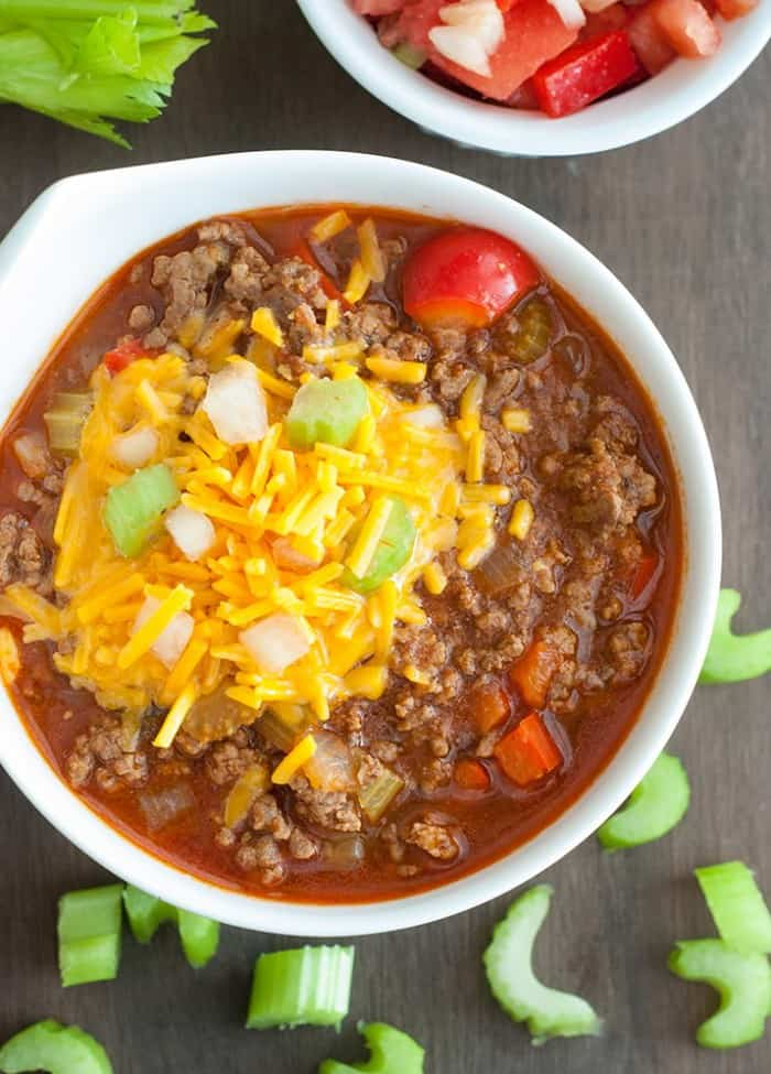 Low Carb Chili Most Flavorful Keto Chili Recipe The Low Carb Diet