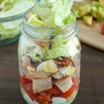 Cobb Mason Jar Salads