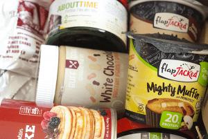 Vitamin Shoppe's New Protein Pantry