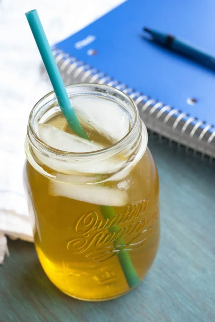 Milo's Cafe Style Tea - A cool & refreshing choice when relaxing in the Summer sun.