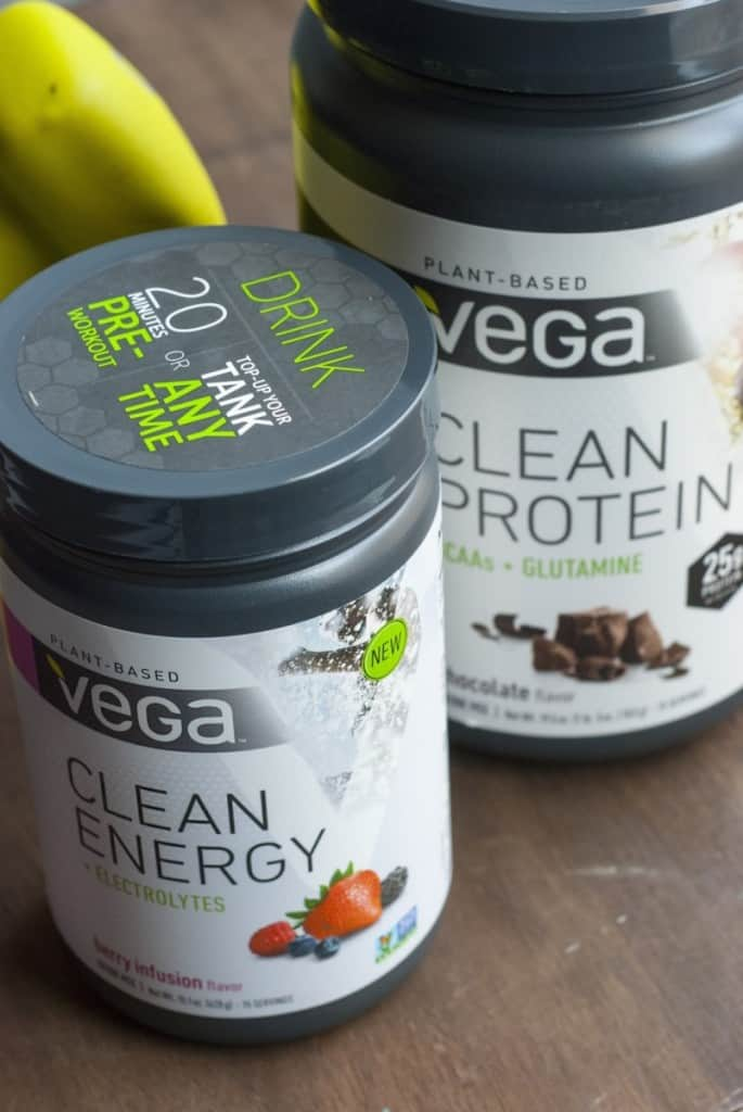 Vega Clean - Vegan Low Carb Protein & Energy Powder