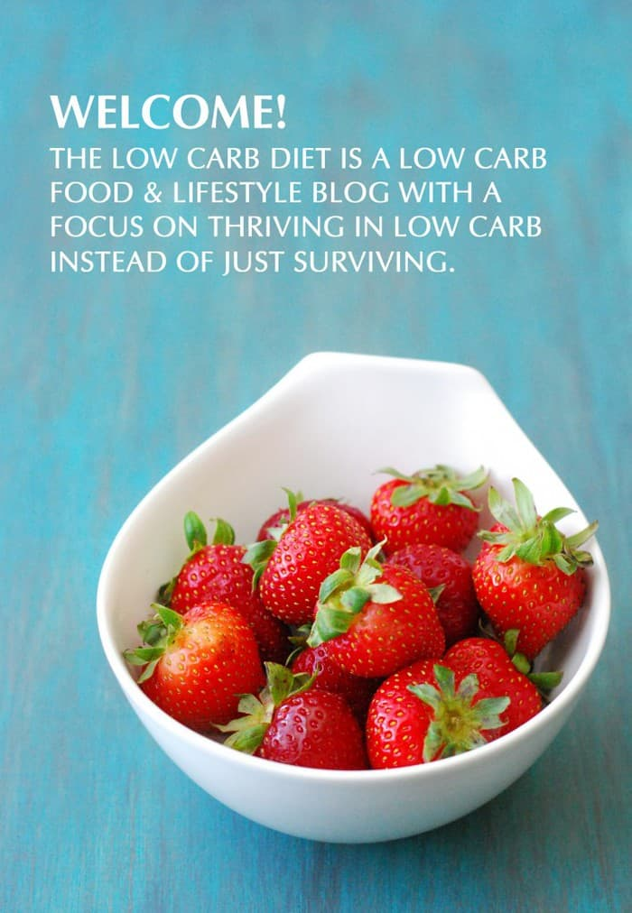 The Low Carb Diet - Start Here