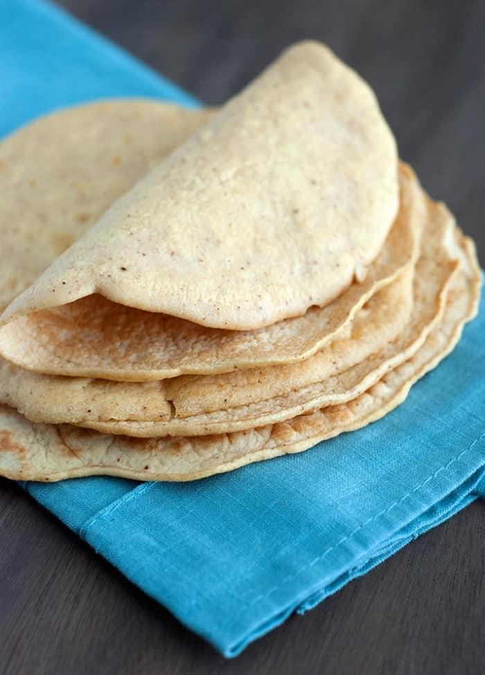 Low Carb Tortilla Recipe Easiest Keto Tortilla Recipe