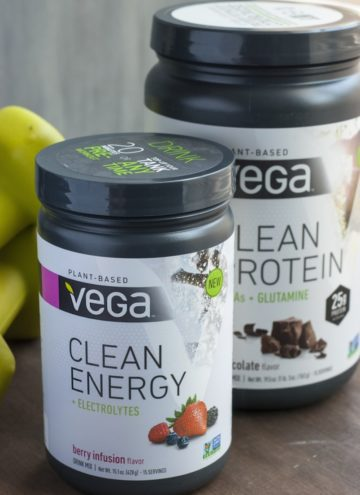 Vega Clean – Vegan Low Carb Friendly Protein & Energy