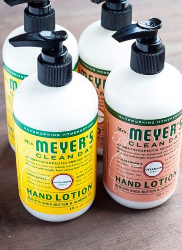 My Mrs. Meyer's Must Try Favorites